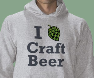 I [hop] Craft Beer Sweatshirt