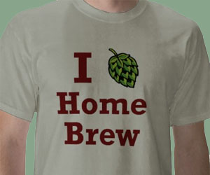I [hop] Homebrew Shirt